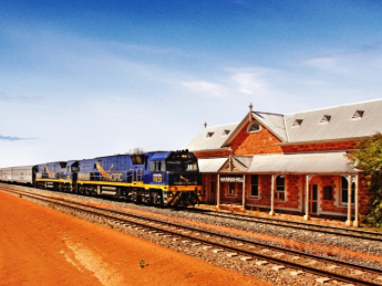 The Ghan & The Indian Pacific, Australie, Grands Trains du Monde
