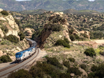 Amtrak, Grands trains du Monde
