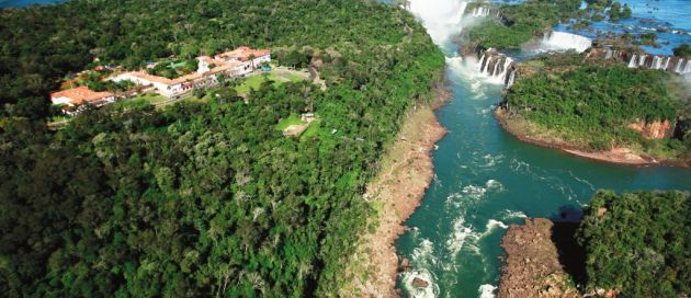 Iguazu, circuit Hémisphère Austral, Tours du Monde