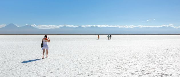 Atacama, circuit Hémisphère Austral, Tour du Monde
