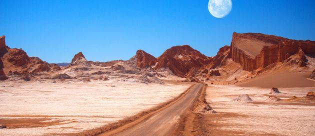 Atacama, Connaisseurs du Voyage, Tours du Monde