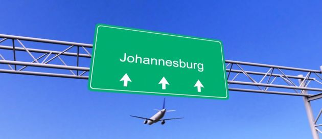 Johannesburg, Hémisphère Austral, Tour du Monde