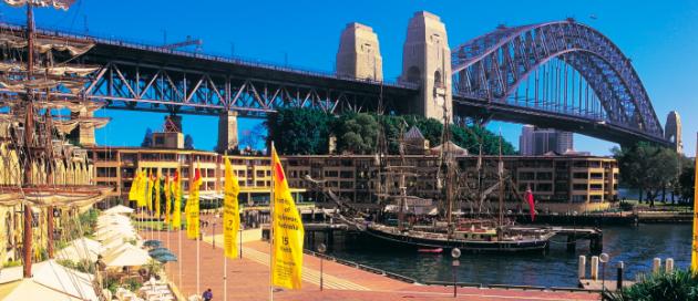 Sydney Connaisseurs du Voyage Tours du Monde
