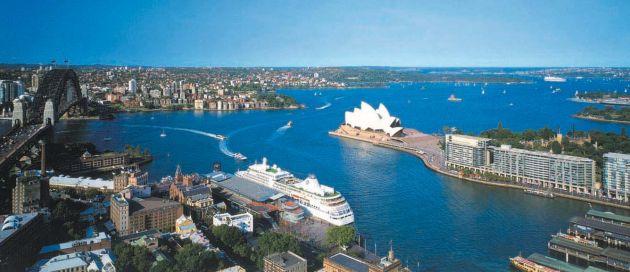 Sydney, Tours du Monde, circuit Hémisphère Austral