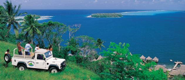 Tahiti, Tour du Monde, Circuit Hémisphère Austral