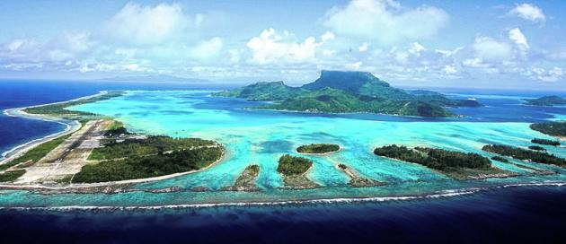 Bora Bora, TOURS DU MONDE, Hémisphère Austral