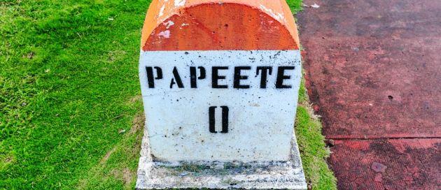 Papeete, Tour du Monde, Circuit Hémisphère Austral