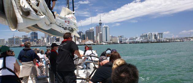 Auckland, Tours du Monde, Hémisphère Austral