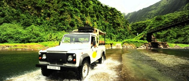 Tahiti, Tours du Monde, Hémisphère Austral