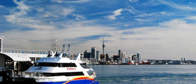 Auckland, circuit Tour du Monde Essentiel