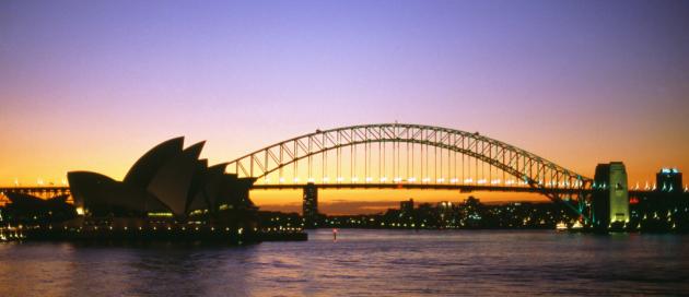 Sydney, circuit Tour du Monde Essentiel