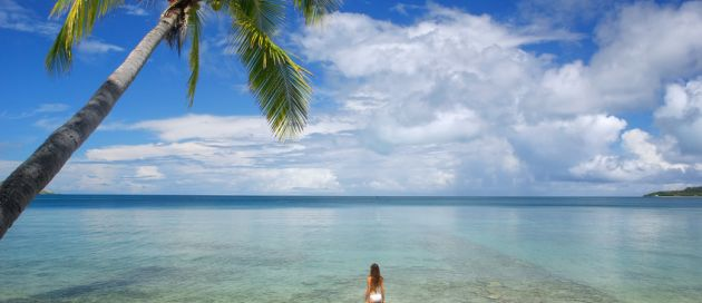 Tahiti, Tours du Monde Approche des Continents