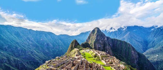 Machu Picchu, circuit Couleurs du Monde,