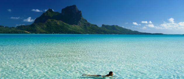 Bora Bora, circuit Tour du Monde Couleurs du Monde