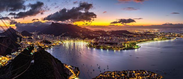 Rio, circuit Tour du Monde des Sites Naturels