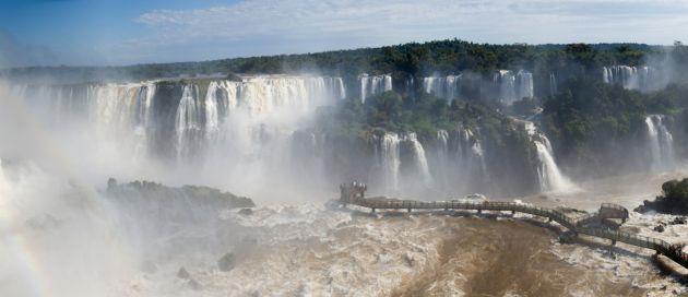 Iguazu, circuit Tour du Monde des Sites Naturels
