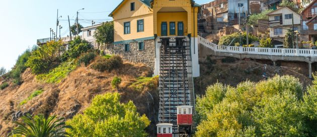 Valparaiso, Tour du Monde des Sites Naturels