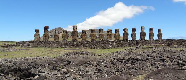 Ile de Pâques, Tour du Monde des Sites Naturels