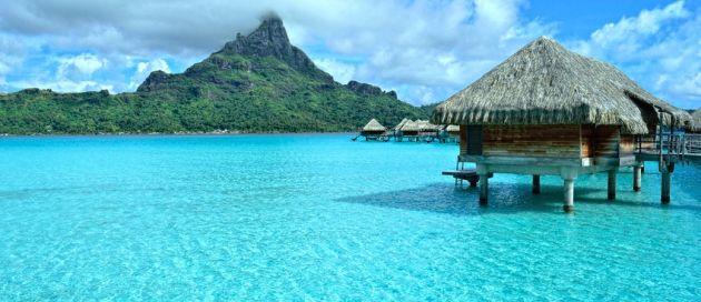 Bora Bora, Tour du Monde des Sites Naturels