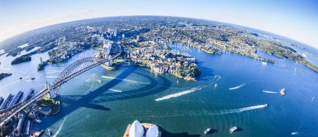 Sydney, circuit Tour du Monde des Sites Naturels