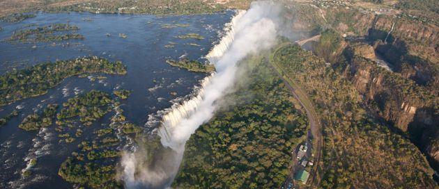 Chutes Victoria, Tours du Monde des Sites Naturels
