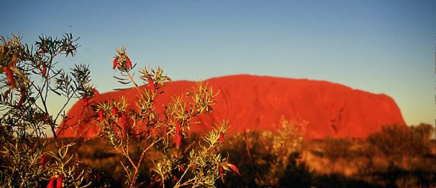 Uluru, circuit Tour du Monde des Sites Naturels