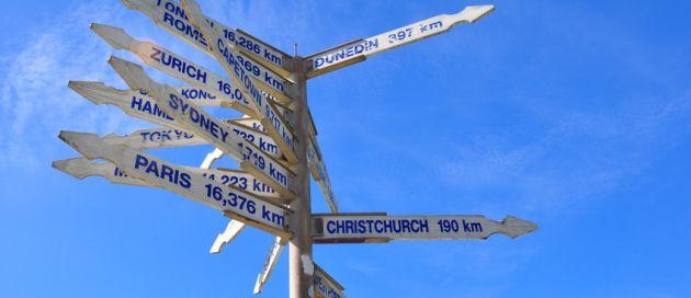 Nouvelle Zélande, Tour du Monde des Sites Naturels