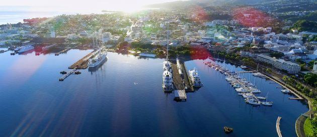 Tahiti, circuit Tour du Monde Merveilles du Monde