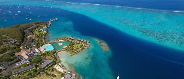 Tahiti Tour du Monde, Pacifique à la mer d'Andaman