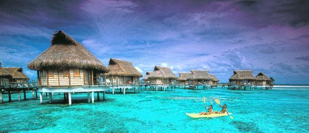 Tahiti Tour du Monde Pacifique à la mer d'Andaman
