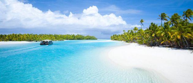 Aitutaki, du Pacifique à la mer d'Andaman