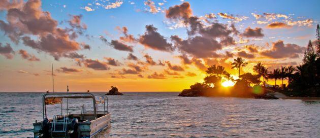 Ile des Pins, du Pacifique à la mer d'Andaman