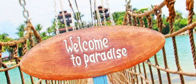 Fiji Tour du Monde du Pacifique à la Mer d'Andaman
