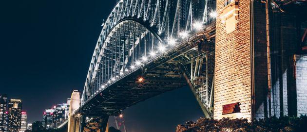 Sydney, du Pacifique à la mer d'Andaman
