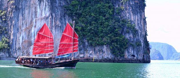 Thaïlande, circuit du Pacifique à la Mer d'Andaman