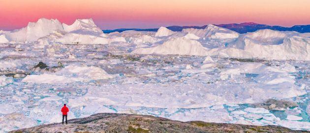 Groenland, Tour du Monde Terres du Grand Nord