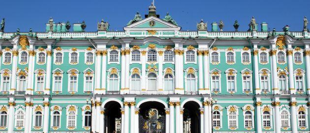 St Petersbourg, Connaisseurs du Vge, Tour du Monde