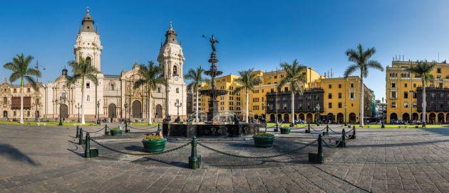 Lima, Tours du Monde