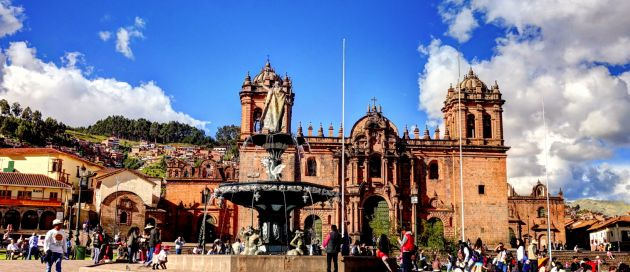Cusco, Tours du Monde