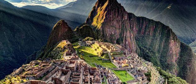 Machu Picchu, Tours du Monde