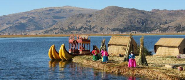 Perou, Lac Titicaca, Tours du Monde