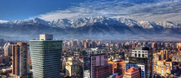 Santiago du Chili, Tours du Monde