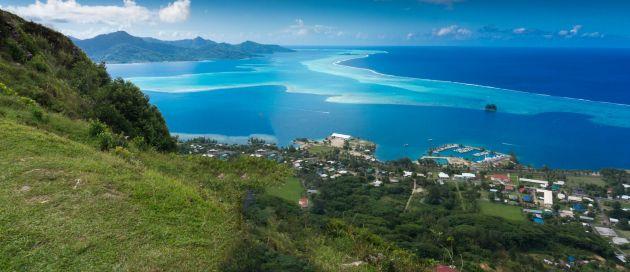 Papeete, Tahiti, Tours du Monde