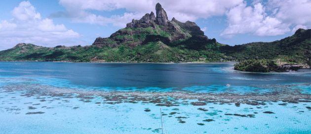 Bora Bora, Tours du Monde