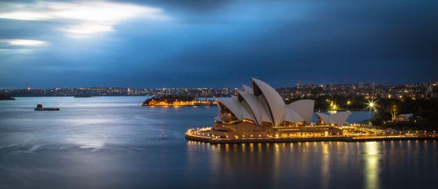 Sydney, Tours du Monde