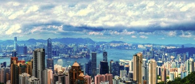 Hong Kong, Tours du Monde
