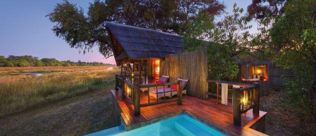 Delta de l'Okavango, Botswana, Tour du Monde