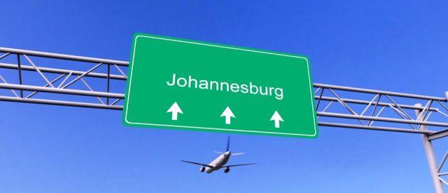 Johannesburg, Afrique du Sud, Tour du Monde