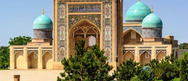 Tachkent,  Tour du monde Terres de Contrastes