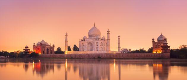 Agra, Tours du Monde Terres de Contrastes